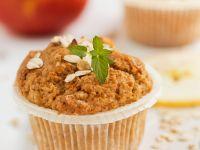 Vegane Apfelmuffins Rezept