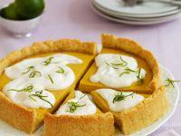 Vegane Mangotorte mit Joghurtsahne Rezept