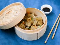 Vegane Wan-Tans Rezept