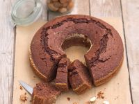 Veganer Schoko-Nuss-Kuchen Rezept