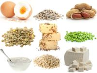 Eiweißquellen für Vegetarier