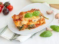 Vegetarische Spinat-Lasagne al forno Rezept