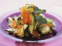 Vegetarisches Carpaccio Rezept