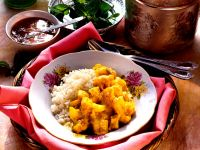 Vegetarisches Curry Rezept