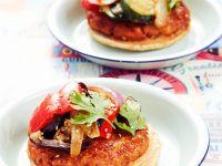 Veggie Burger Rezept