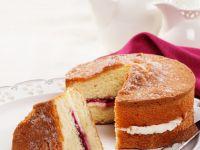 Victoria Cake Rezept