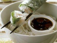 Vietnamesische Glücksrolle Rezept