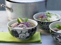 Vietnamesische Suppe Rezept