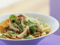 Vietnamesischer Hähnchensalat Rezept