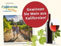 Gewinnen Sie ein Weinpaket aus Kalifornien