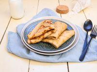 Vollkorn-Pfannkuchen Rezept