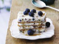 Waffel-Eis-Dessert Rezept