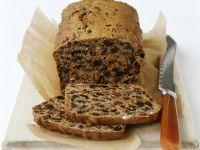 Walisischer Teekuchen mit Rosinen Rezept