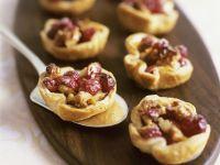 Walnuss-Cranberry-Törtchen Rezept
