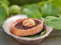 Walnuss-Marmeladen-Törtchen Rezept