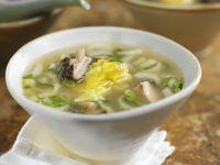 Wan Tan Suppe Rezept