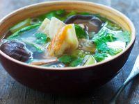 Wan Tan-Suppe Rezept
