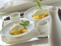 Wasabi-Mousse Rezept