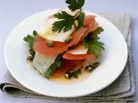 Wassermelone mit Pecorino Rezept