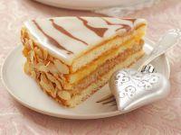 Weihnachtliche Marzipan-Torte Rezept
