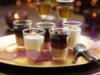 Weihnachtliche Schokonachspeise Rezept