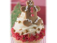 Weihnachtlicher Cupcake Rezept