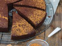 Weihnachtlicher Schokoladenkuchen Rezept