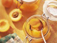 Weinessig-Aprikosen Rezept