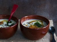 Weiße Gemüsecremesuppe Rezept