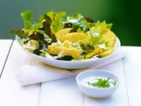 Weißkohlsalat mit Ananas Rezept