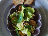 Weizen-Zucchinisalat Rezept