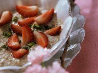 Weizenbrei mit Erdbeeren Rezept
