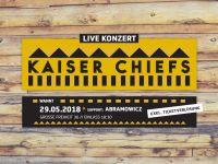 Weltverbesserer gesucht – Exklusiv-Konzert der Kaiser Chiefs als Belohnung!