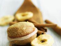 Whoopie-Apfel-Pies mit Zimt Rezept