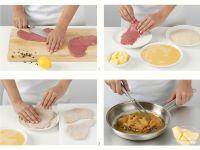 Wiener Schnitzel zubereiten Rezept