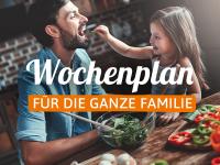 Wochenplan für Familien