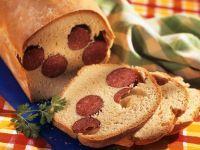 Würstchen-Brot