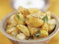 Würzige Kartoffeln mit Koriander und Kreuzkümmel Rezept