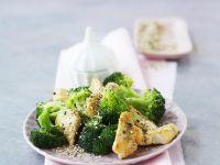 Würziges Hähnchen mit Brokkoli Rezept