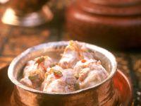 Würziges Lamm-Sahne-Curry auf indische Art Rezept