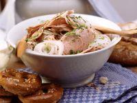 Wurstsalat auf bayerische Art Rezept