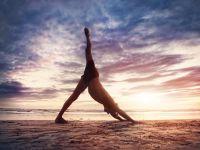 10 große Yoga-Streber Hollywoods