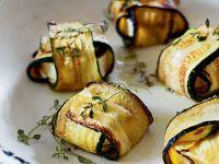 Ziegenkäse-Zucchini-Päckchen Rezept