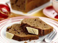 Zimt-Nougat-Kuchen Rezept