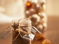 Zimt-Zucker als Geschenk
