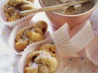 Zimtbrötchen auf Schwedische Art Rezept
