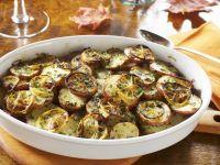 Zitronen-Kartoffel-Gratin Rezept