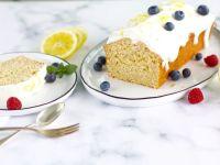 Saftiger Zitronen-Kokos-Kuchen