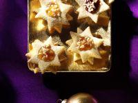 Zitronen-Marmeladen-Sterne Rezept