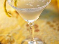 Zitronen-Martini-Drink Rezept